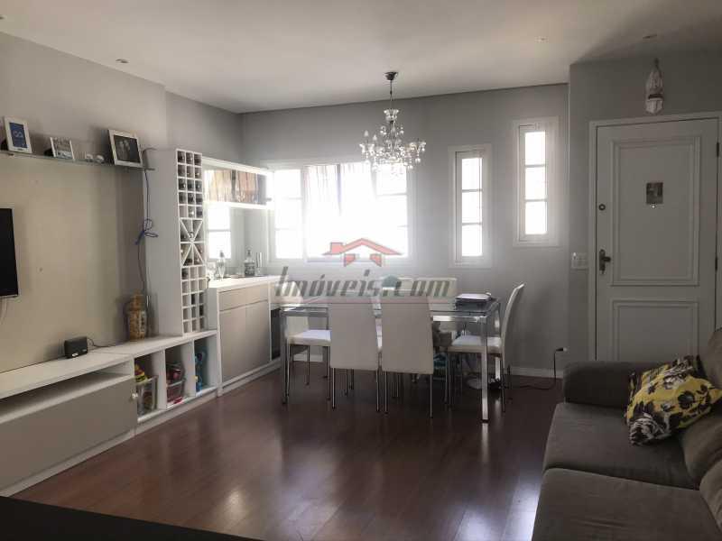 sala. - Casa em Condomínio 2 quartos à venda Pechincha, Rio de Janeiro - R$ 625.000 - PECN20228 - 6