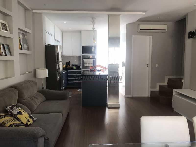 sala2. - Casa em Condomínio 2 quartos à venda Pechincha, Rio de Janeiro - R$ 625.000 - PECN20228 - 4
