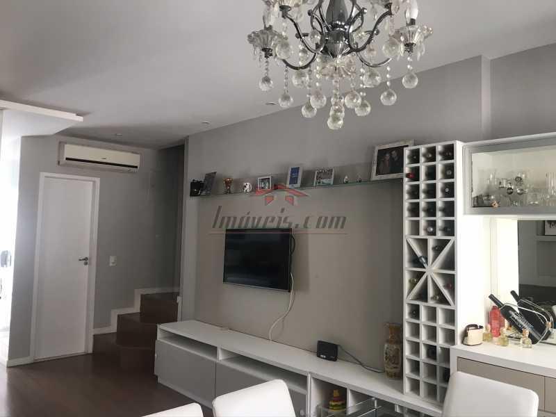 sala3. - Casa em Condomínio 2 quartos à venda Pechincha, Rio de Janeiro - R$ 625.000 - PECN20228 - 3