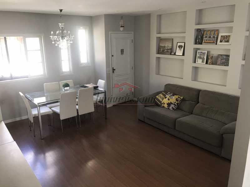 sala4. - Casa em Condomínio 2 quartos à venda Pechincha, Rio de Janeiro - R$ 625.000 - PECN20228 - 5