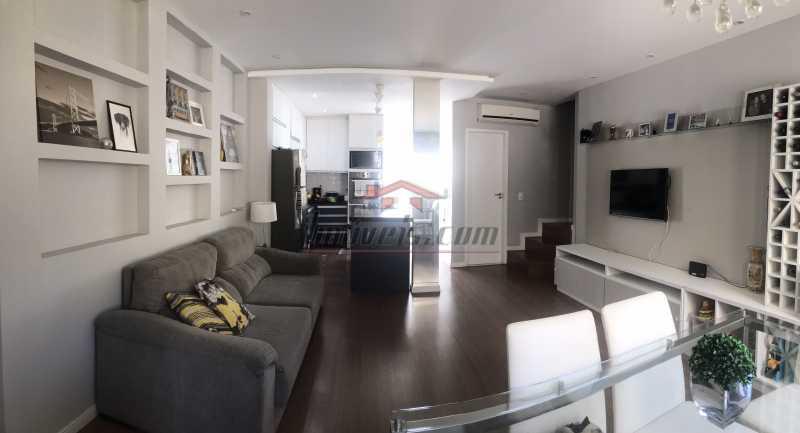 sala5. - Casa em Condomínio 2 quartos à venda Pechincha, Rio de Janeiro - R$ 625.000 - PECN20228 - 1