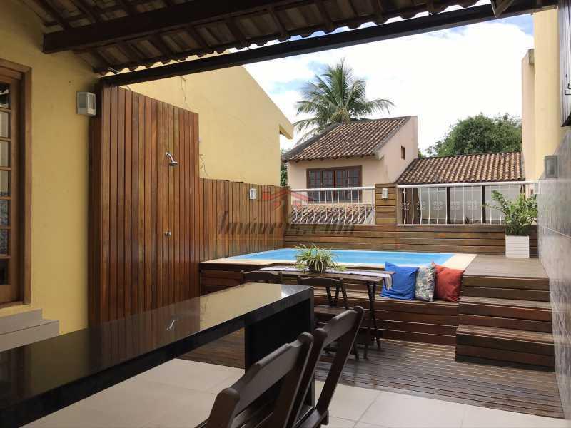 terraço3. - Casa em Condomínio 2 quartos à venda Pechincha, Rio de Janeiro - R$ 625.000 - PECN20228 - 26