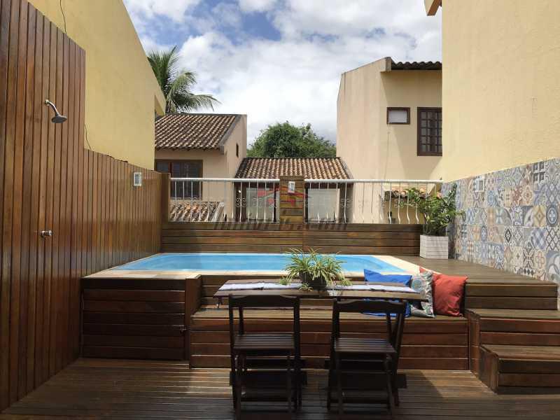 terraço5. - Casa em Condomínio 2 quartos à venda Pechincha, Rio de Janeiro - R$ 625.000 - PECN20228 - 28
