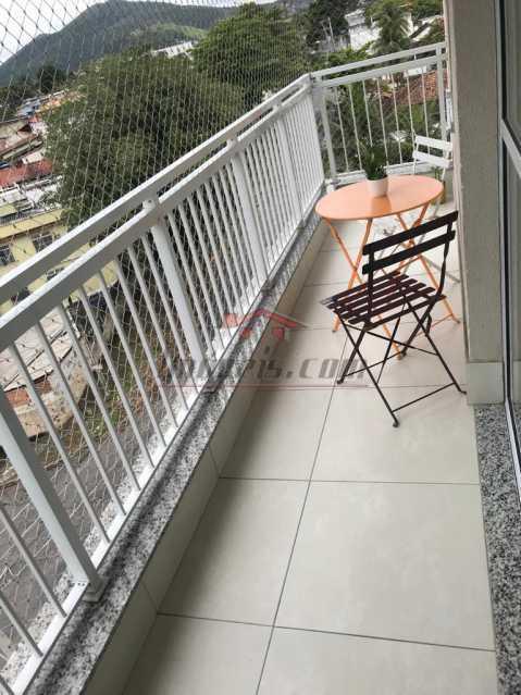 2 - Cobertura 4 quartos à venda Taquara, Rio de Janeiro - R$ 615.000 - PSCO40023 - 3