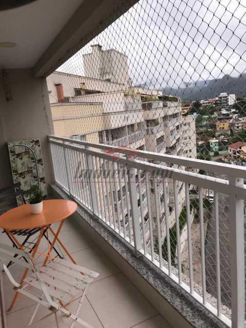 3 - Cobertura 4 quartos à venda Taquara, Rio de Janeiro - R$ 615.000 - PSCO40023 - 4