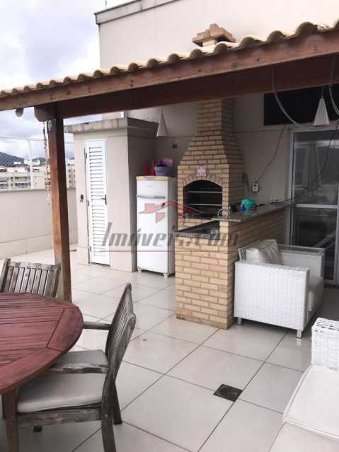 24 - Cobertura 4 quartos à venda Taquara, Rio de Janeiro - R$ 615.000 - PSCO40023 - 25