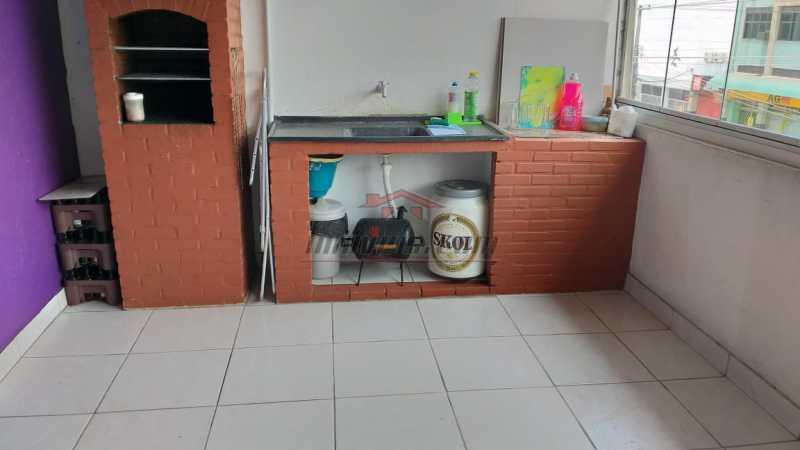 e1f3157c-14e7-462d-8d56-8d0e98 - Casa de Vila 3 quartos à venda Taquara, Rio de Janeiro - R$ 390.000 - PECV30044 - 3