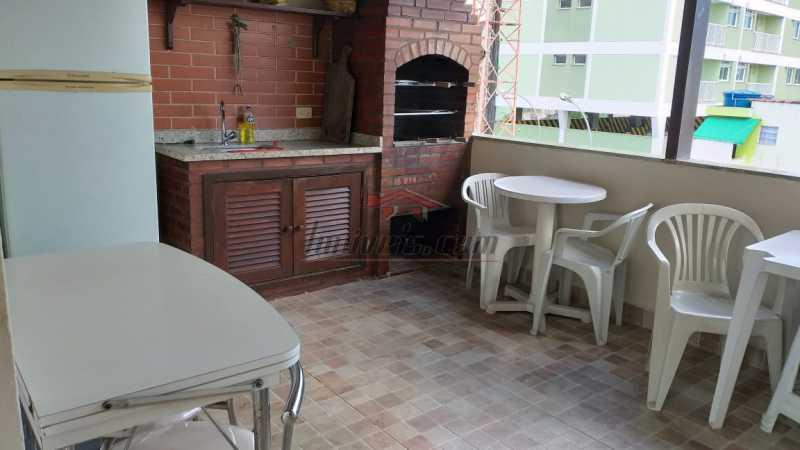313e5f09-dbd2-41ca-862c-bc3679 - Casa de Vila 2 quartos à venda Taquara, Rio de Janeiro - R$ 330.000 - PECV20081 - 12