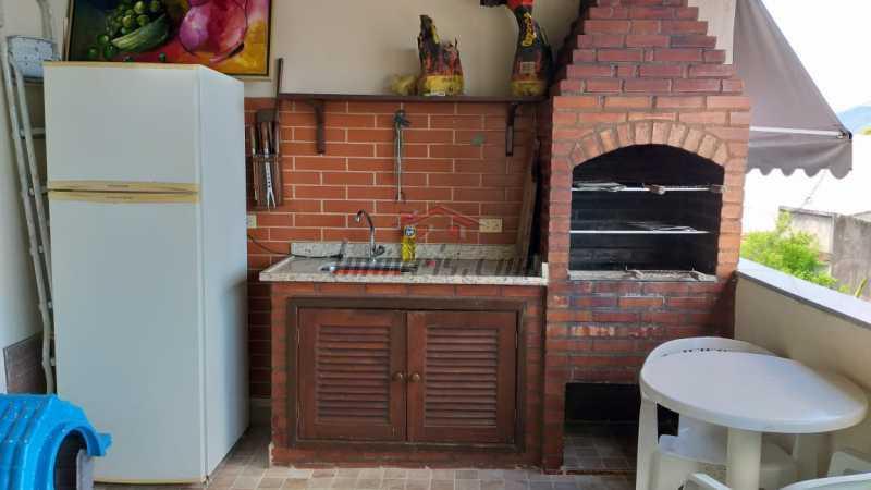 eba29df7-f6af-4365-a1bb-b73189 - Casa de Vila 2 quartos à venda Taquara, Rio de Janeiro - R$ 330.000 - PECV20081 - 11
