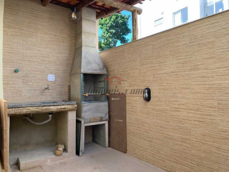119050954319748 - Casa em Condomínio 2 quartos à venda Pechincha, Rio de Janeiro - R$ 370.000 - PECN20233 - 13