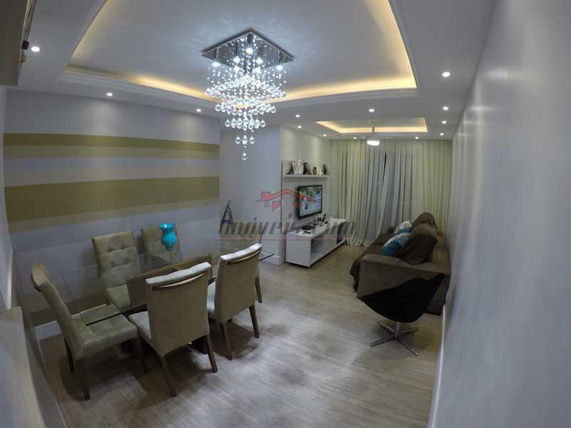 002 1 - Apartamento 4 quartos à venda Jacarepaguá, Rio de Janeiro - R$ 449.000 - PEAP40064 - 1