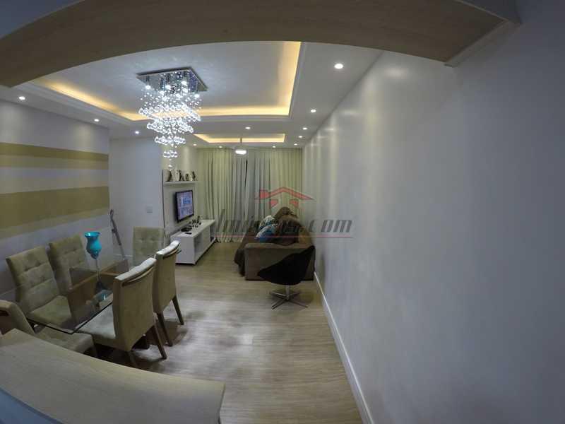 003 - Apartamento 4 quartos à venda Jacarepaguá, Rio de Janeiro - R$ 449.000 - PEAP40064 - 3