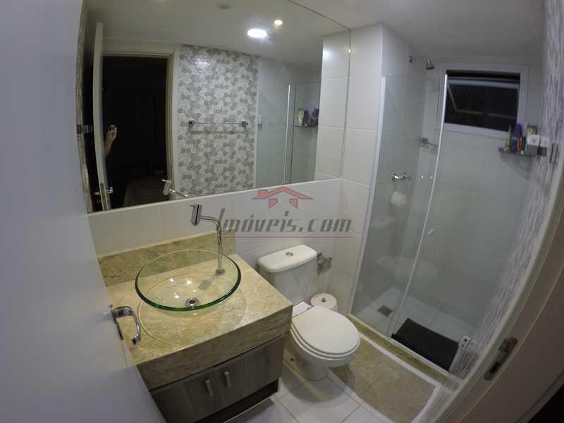 007 - Apartamento 4 quartos à venda Jacarepaguá, Rio de Janeiro - R$ 449.000 - PEAP40064 - 8