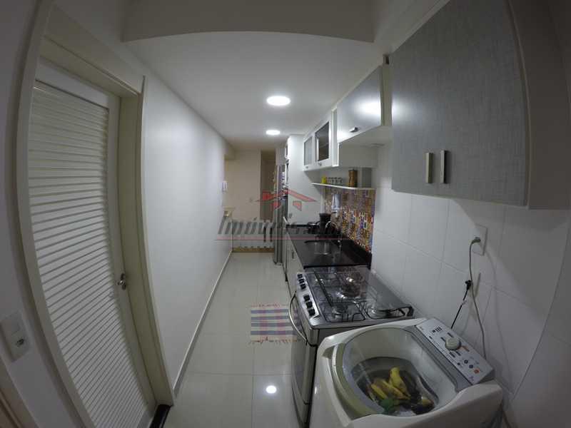 013 - Apartamento 4 quartos à venda Jacarepaguá, Rio de Janeiro - R$ 449.000 - PEAP40064 - 14