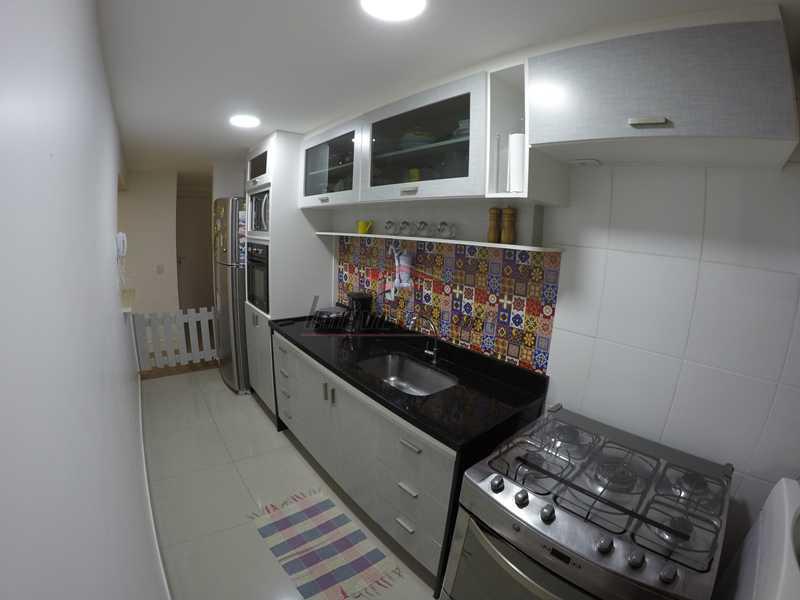 014 - Apartamento 4 quartos à venda Jacarepaguá, Rio de Janeiro - R$ 449.000 - PEAP40064 - 15