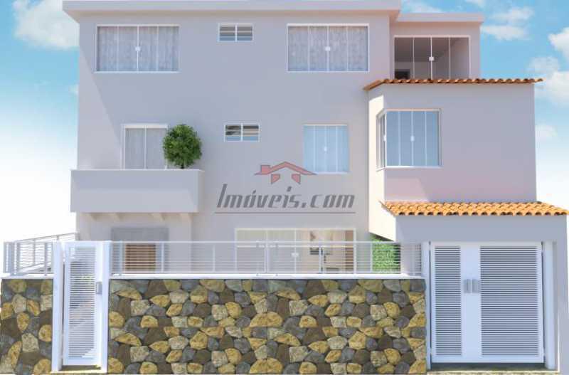 fotos-1 - Casa 5 quartos à venda Tijuca, Rio de Janeiro - R$ 1.100.000 - PECA50036 - 1