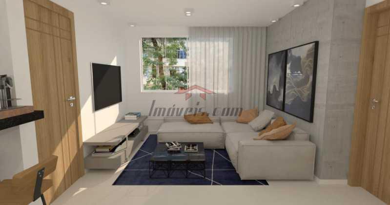 fotos-23 - Casa 5 quartos à venda Tijuca, Rio de Janeiro - R$ 1.100.000 - PECA50036 - 10