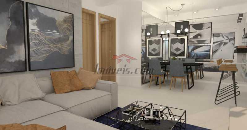fotos-24 - Casa 5 quartos à venda Tijuca, Rio de Janeiro - R$ 1.100.000 - PECA50036 - 11