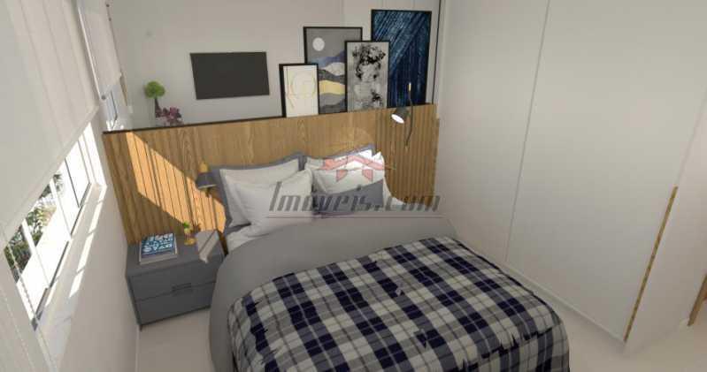fotos-30 - Casa 5 quartos à venda Tijuca, Rio de Janeiro - R$ 1.100.000 - PECA50036 - 15