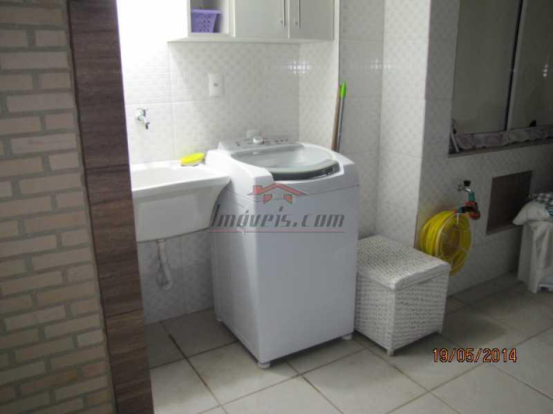 34- Lavanderia 1 - Cobertura 3 quartos à venda Pechincha, Rio de Janeiro - R$ 630.000 - PECO30153 - 13