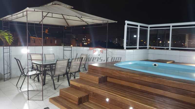20200606_202944 1 - Cobertura 3 quartos à venda Pechincha, Rio de Janeiro - R$ 630.000 - PECO30153 - 18
