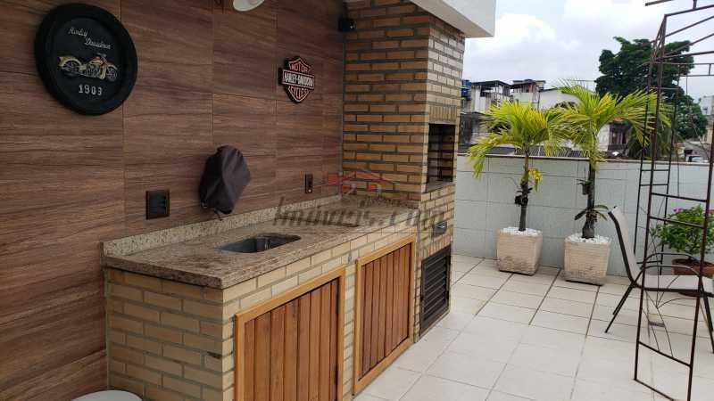 20201109_111350 1 - Cobertura 3 quartos à venda Pechincha, Rio de Janeiro - R$ 630.000 - PECO30153 - 17
