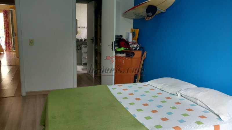 WhatsApp Image 2021-02-26 at 7 - Casa em Condomínio 3 quartos à venda Anil, Rio de Janeiro - R$ 980.000 - PECN30319 - 12