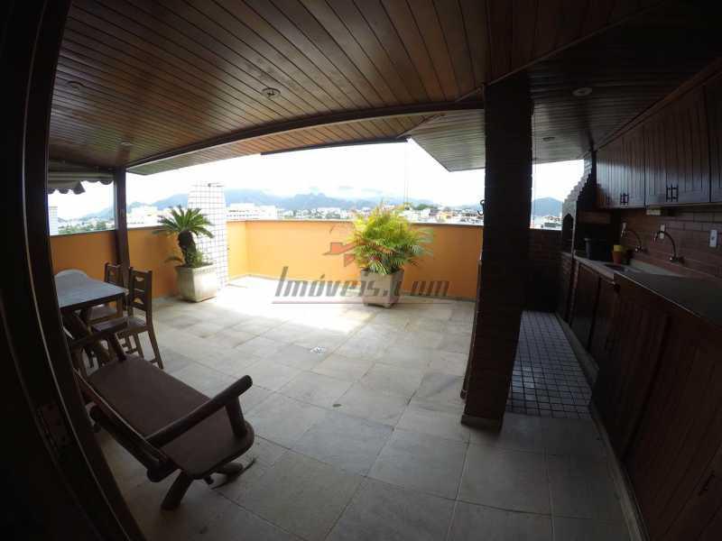 233ee7a7-f4a5-4660-bbc5-e64d21 - Cobertura 3 quartos à venda Pechincha, Rio de Janeiro - R$ 470.000 - PECO30144 - 28