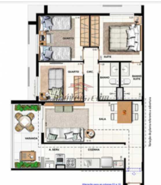 53eeadc6-e3e0-4382-b380-891624 - Apartamento 3 quartos à venda Tanque, Rio de Janeiro - R$ 500.000 - PEAP30798 - 27