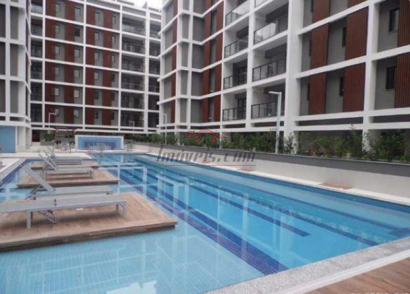 Fechada Alexandre Ramos - Apartamento 3 quartos à venda Tanque, Rio de Janeiro - R$ 469.000 - PEAP30798 - 1