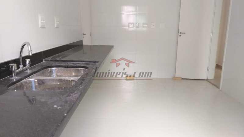 15 - Casa em Condomínio 4 quartos à venda Anil, Rio de Janeiro - R$ 1.150.000 - PECN40126 - 16