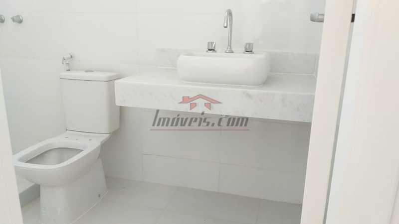 16 - Casa em Condomínio 4 quartos à venda Anil, Rio de Janeiro - R$ 1.150.000 - PECN40126 - 17