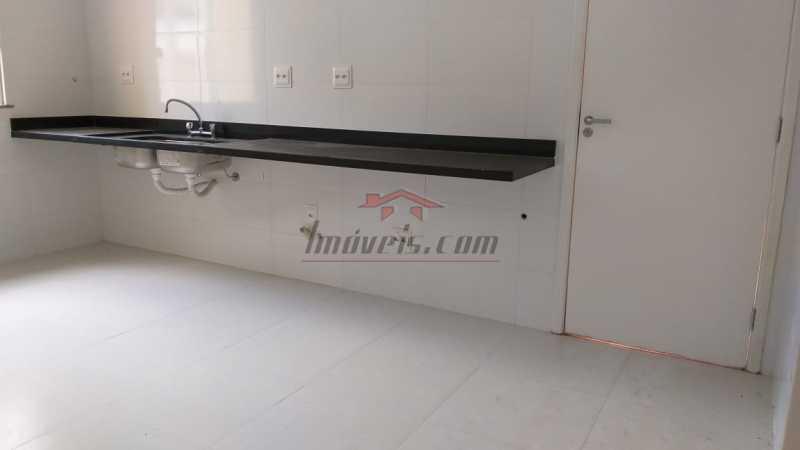 13 - Casa em Condomínio 4 quartos à venda Anil, Rio de Janeiro - R$ 1.150.000 - PECN40126 - 14