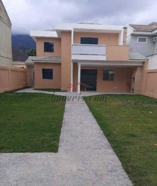 3 - Casa em Condomínio 4 quartos à venda Anil, Rio de Janeiro - R$ 1.150.000 - PECN40126 - 4