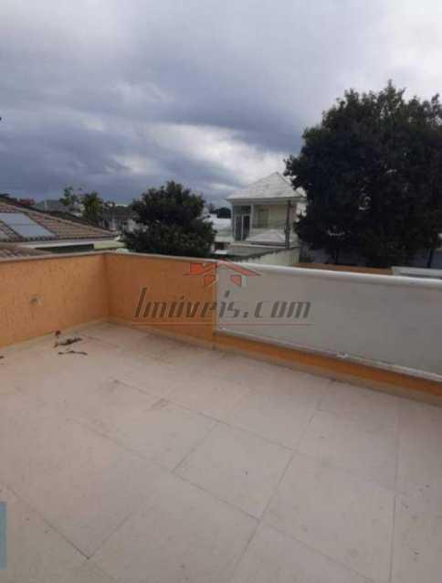 25 - Casa em Condomínio 4 quartos à venda Anil, Rio de Janeiro - R$ 1.150.000 - PECN40126 - 26