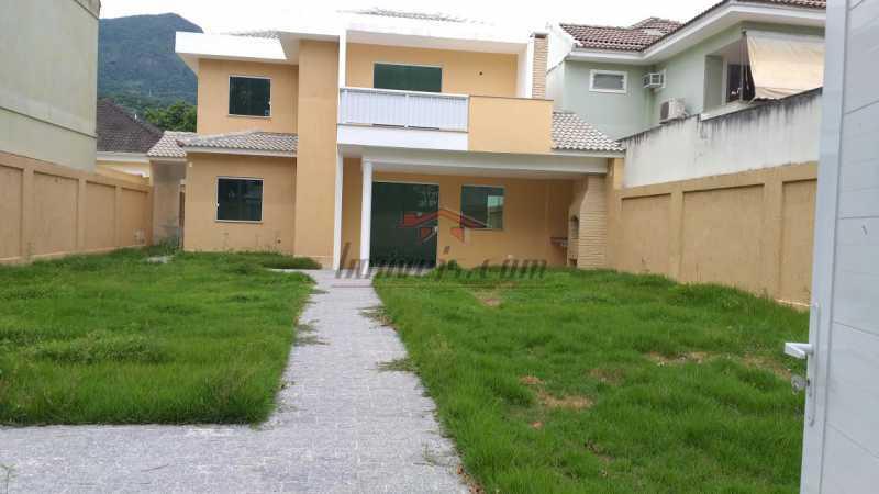 1 - Casa em Condomínio 4 quartos à venda Anil, Rio de Janeiro - R$ 1.150.000 - PECN40126 - 1