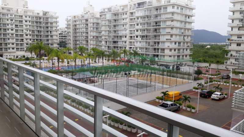 55808cf9-5d38-4f7f-a6c9-4bc19f - Apartamento 2 quartos à venda Recreio dos Bandeirantes, Rio de Janeiro - R$ 450.000 - PEAP22035 - 1