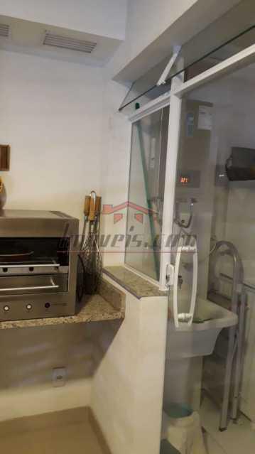 f1cb2e38-cbf2-4efc-a0b0-bda426 - Apartamento 2 quartos à venda Recreio dos Bandeirantes, Rio de Janeiro - R$ 450.000 - PEAP22035 - 5
