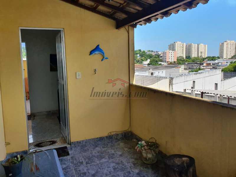 9ab1e2e9-8b68-457d-b328-ea50b1 - Casa de Vila 2 quartos à venda Tanque, Rio de Janeiro - R$ 320.000 - PECV20082 - 23