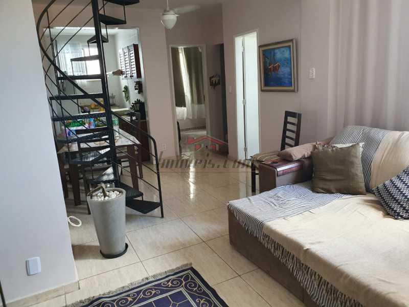 82e846b3-f6a1-4dab-8110-903950 - Casa de Vila 2 quartos à venda Tanque, Rio de Janeiro - R$ 320.000 - PECV20082 - 3
