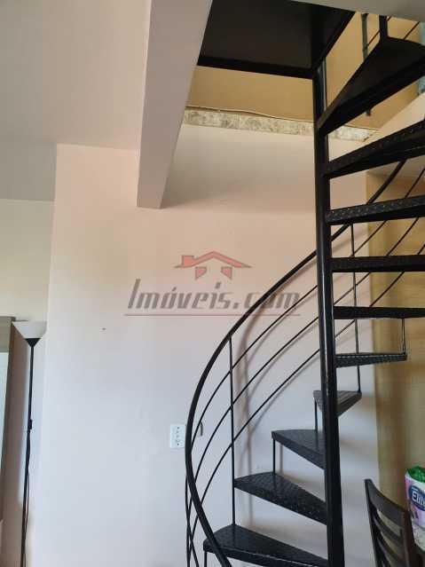 205f4b78-6287-4bfc-92dd-e7e3c5 - Casa de Vila 2 quartos à venda Tanque, Rio de Janeiro - R$ 320.000 - PECV20082 - 7