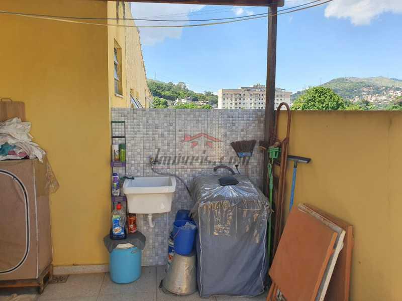 6603ddae-2ecb-45dc-a711-49d2d6 - Casa de Vila 2 quartos à venda Tanque, Rio de Janeiro - R$ 320.000 - PECV20082 - 26