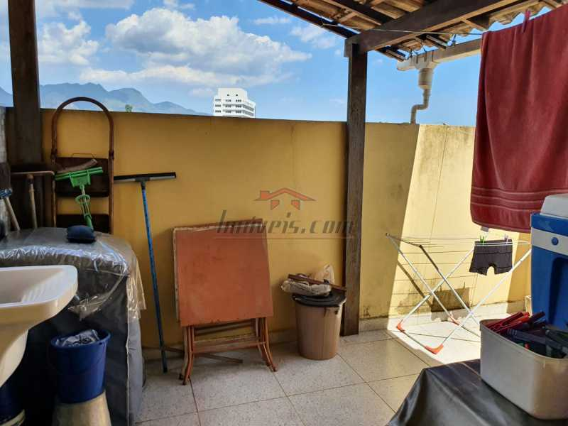 bc6e8f78-8ad1-4811-ad39-c7e78d - Casa de Vila 2 quartos à venda Tanque, Rio de Janeiro - R$ 320.000 - PECV20082 - 24