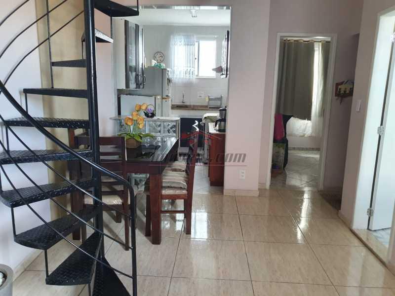 c87c0d12-9617-4bf9-859c-68337b - Casa de Vila 2 quartos à venda Tanque, Rio de Janeiro - R$ 320.000 - PECV20082 - 6