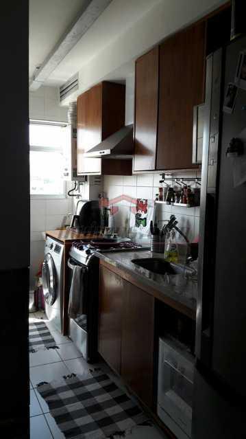 92d7c5e2-4fa0-40a5-ac24-8f9f64 - Apartamento 3 quartos à venda Camorim, Rio de Janeiro - R$ 380.000 - PEAP30800 - 8