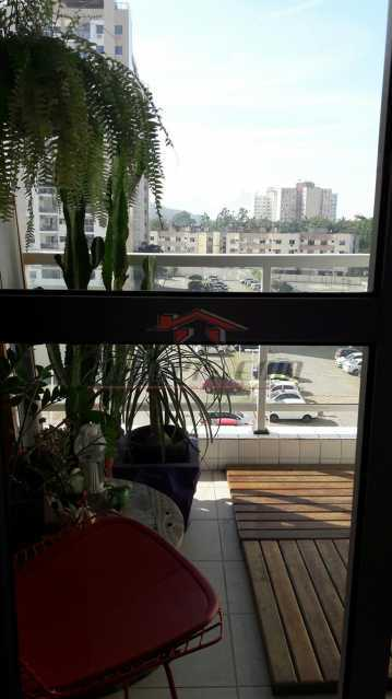 b7ec1281-f778-4dd6-ac1e-3a912d - Apartamento 3 quartos à venda Camorim, Rio de Janeiro - R$ 380.000 - PEAP30800 - 1