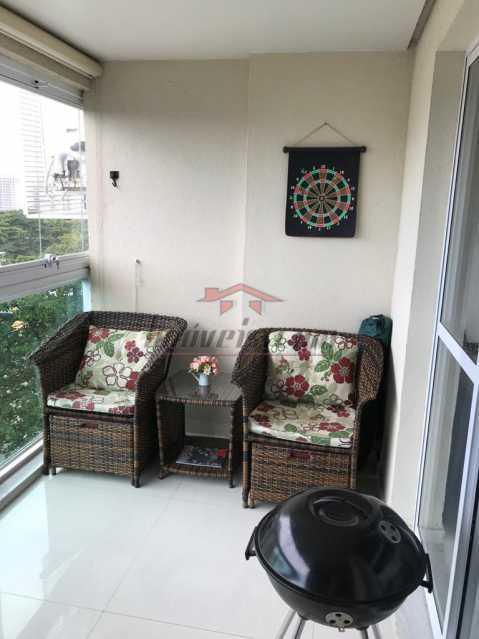 1 - Apartamento 2 quartos à venda Curicica, Rio de Janeiro - R$ 359.000 - PEAP22040 - 1