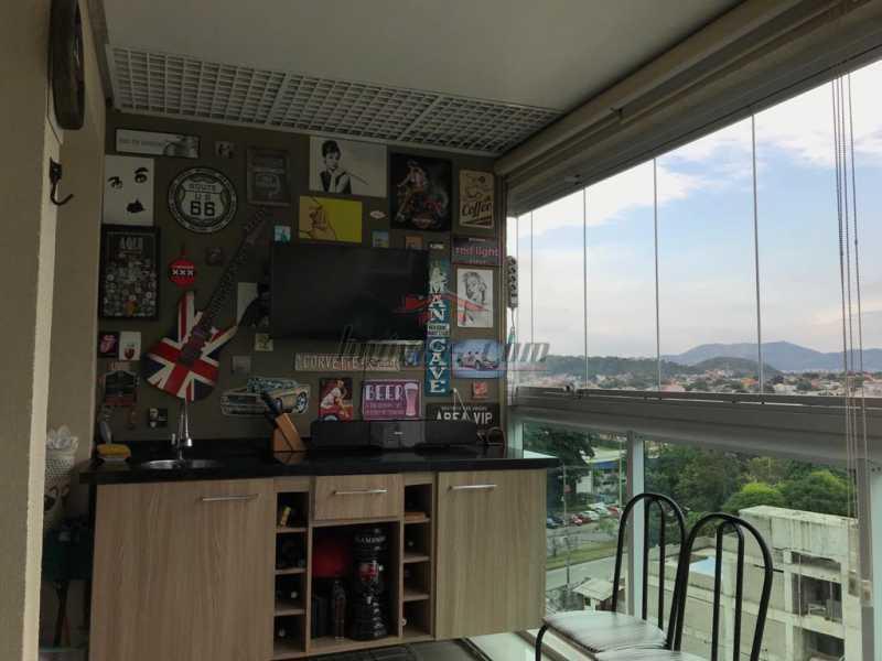4 - Apartamento 2 quartos à venda Curicica, Rio de Janeiro - R$ 359.000 - PEAP22040 - 5