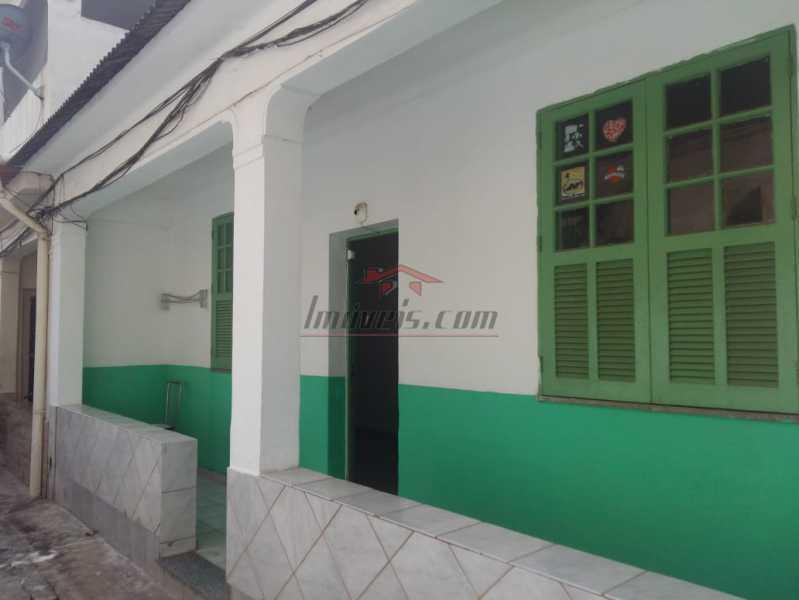 1 - Casa de Vila 2 quartos à venda Praça Seca, Rio de Janeiro - R$ 215.000 - PECV20084 - 1