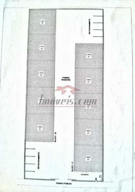 4 - Casa em Condomínio 2 quartos à venda Taquara, Rio de Janeiro - R$ 320.000 - PECN20235 - 5